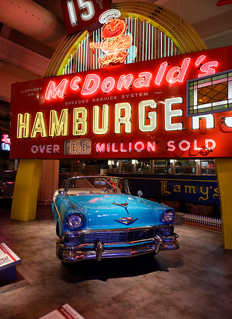 Detroit, Ford Museum, a Chevrolet!