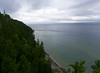 Mackinac Island, view from Arch Rock