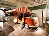 Detroit Ford Museum, VW camper