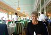 Mackinac Island, Grand Hotel lunch for hundreds