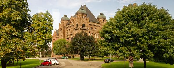Toronto Ontario, Queen's Park, Legislature Assembly of Ontario