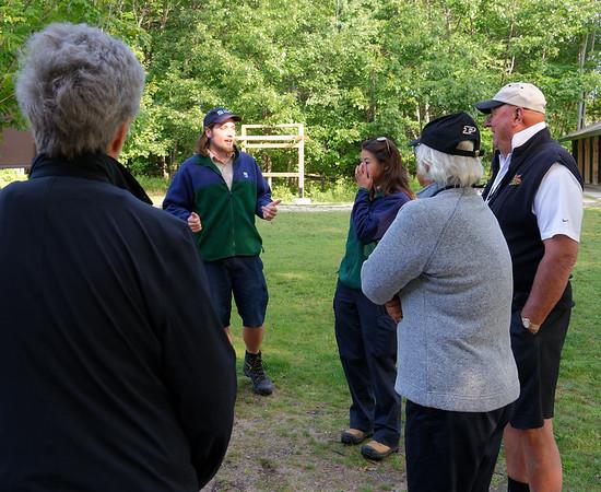 Killbear Park, Colton explains