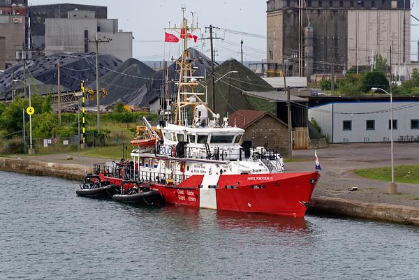 Port Colborne Ontario, Canadian Coast Guard