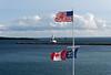 Departing Mackinac Island