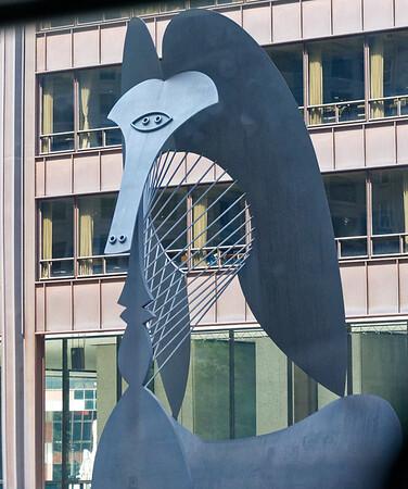 Chicago tour, The Picasso
