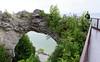 Mackinac Island, Arch Rock