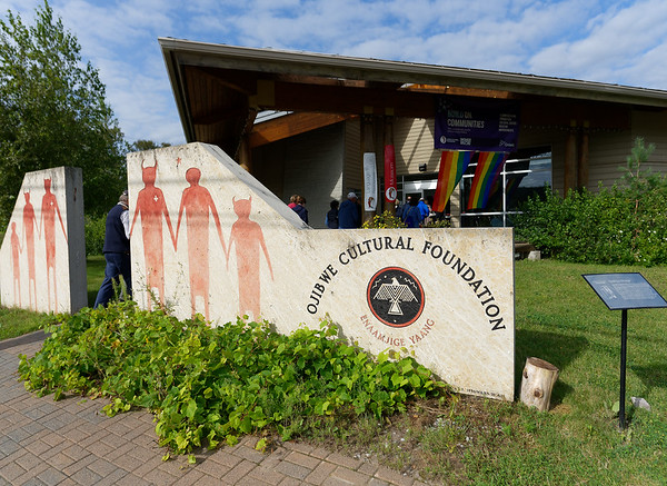 Manitoulin Island and Little Current, Ojibwe Cultural Foundation