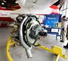 Sault Ste. Marie, Bushplane Museum, rotary engine