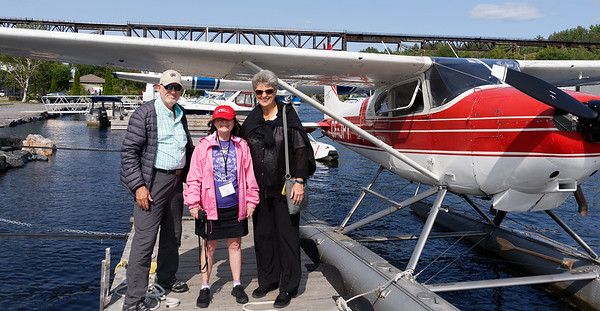 Parry Sound Ontario, Leslee Richard and Suzanne