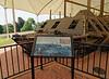 Vicksburg battlefield - U.S.S. Cairo museum