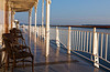 First sunset outside stateroom 511
