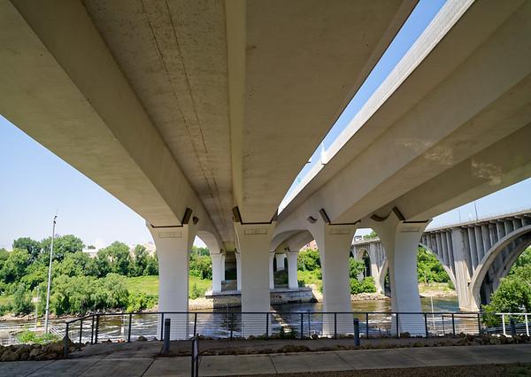 I-35W St. Anthony Falls Bridge