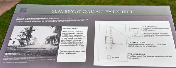 Vacherie LA - Oak Alley Plantation