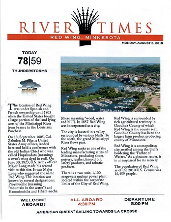 River Times - Red Wing MN