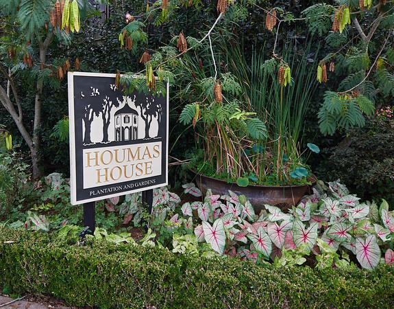 Burnside LA - Houmas House