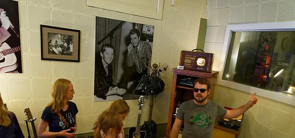 Memphis TN - Sun Records