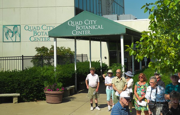 Rock Island IL - Quad City Botanical Center