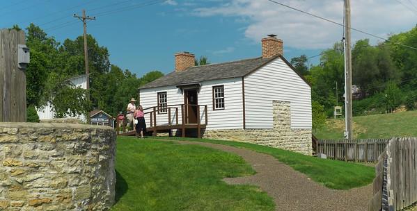 Huck Finn House, Hannibal MO