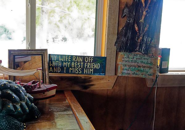 Lake Bigeaux - shop humor