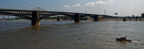 St. Louis MO - Eads Bridge