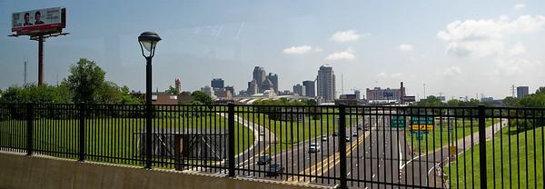 St. Louis MO - skyline