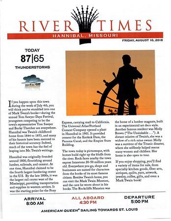 River Times - Hannibal MO