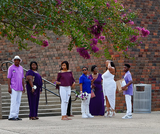 Baton Rouge - we usually see a wedding or two on our trips