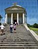 Vicksburg battlefield - Illinois Memorial