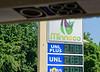 Minneapolis - local gas station
