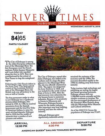 River Times - Dubuque IA
