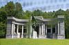 Vicksburg battlefield - Iowa memorial