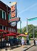 Memphis TN - views along Beale St.