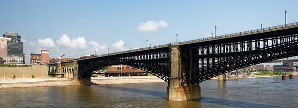 St. Louis MO - Eads Bridge
