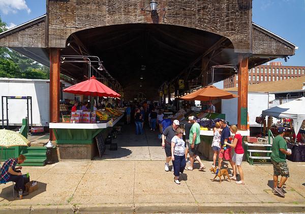 St. Louis MO - Soulard Market