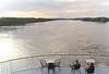 Heading down the Mississipi from La Crosse Wi