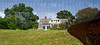 Vicksburg battlefield - the Shirley House
