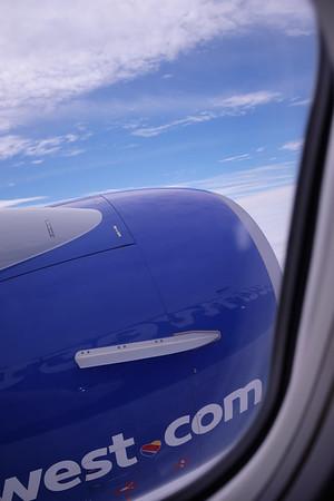 Dependable Southwest flight