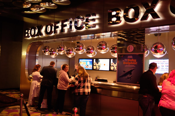Beatles box office at the Mirage