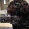 Four Seasons lobby - crayola poodle