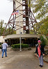 DAY 2:  Hot Springs AR - Observation Tower and Suzanne