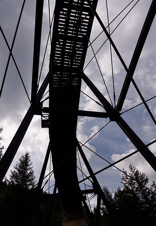 The high trestle