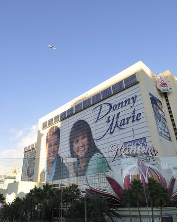 Donny and Marie do Vegas