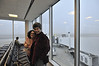 Fog delay at the Corpus Christi airport