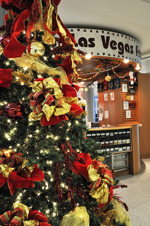Christmas Day in Las Vegas