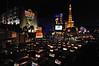 Las Vegas Boulevard at night