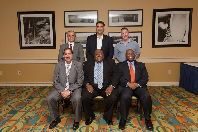 2014-15 VACLEA Executive Board: