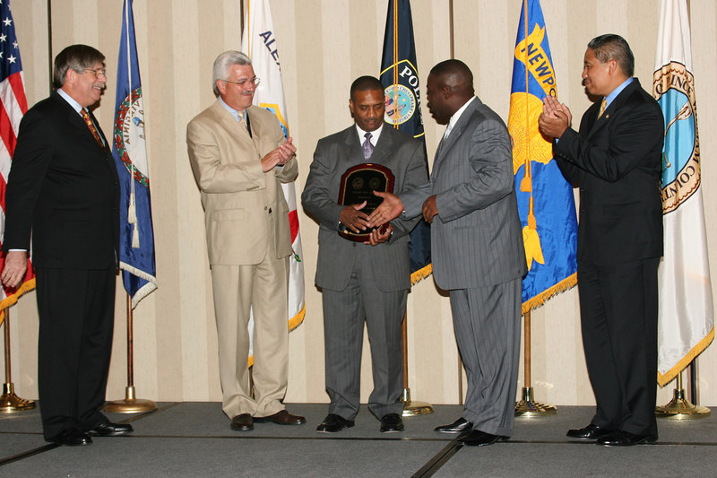<b>IMG_43375</b><br>2006 Valor Award Recipient: Detective Chester W. Roberts, Richmond Police Department