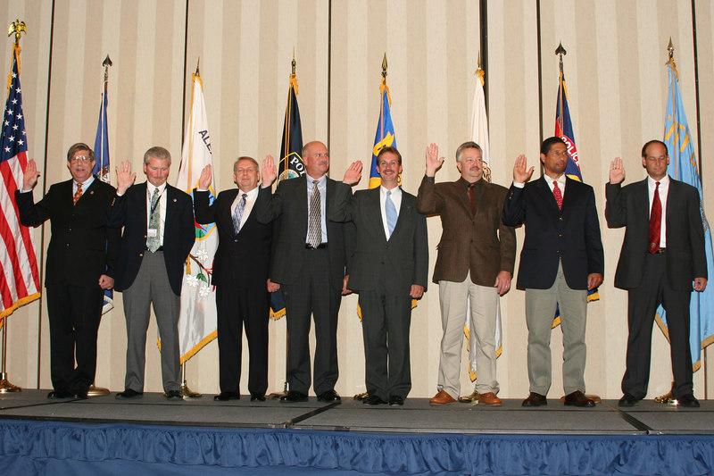 <b>IMG_43399</b><br>Swearing in of the 2006-2007 VACP Executive Board