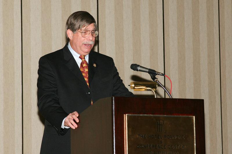 <b>IMG_43385</b><br>2005-2006 VACP President Charles W. Bennett, Jr., Lynchburg Police Department