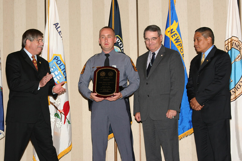 <b>IMG_43379</b><br>2006 Valor Award Recipient:<br> Trooper Robert S. Bowers, Jr.<br>Virginia State Police